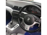 BMW msport leather steering wheel e46 e39 e53x5