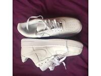 Nike Air Force 1 white - eu 43 - 27.5 cm