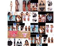 Job Lot Of 27 Brand New Bikinis & Swimsuits