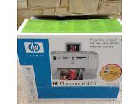 HP Photosmart 475 Portable Printer