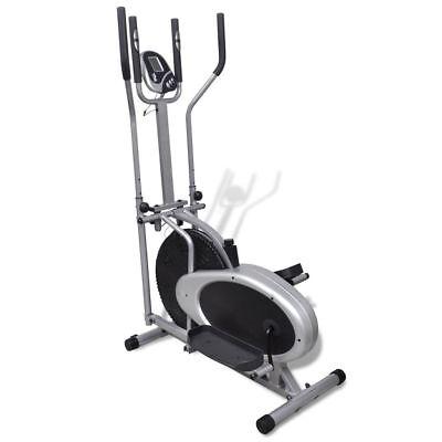 Cross Trainer Elliptical Machine Orbitrac Trainer Exercise Bike Home Fitness✓
