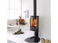 Jotul F373 modern wood stove