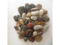 Polished Minerals/Semi Precious Gem Stones - mixed.