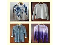 bundle of ladies clothes 6-8