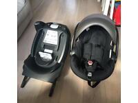 Stokke izi go be safe car seat and isofix base
