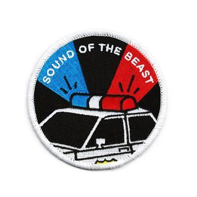 SOUND OF THE BEAST PATCH BY MEAN FOLK