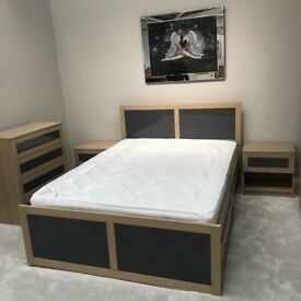 Bedroom furniture set - NEW