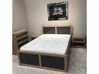 Bedroom furniture set - NEW