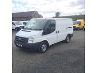 2011 FORD TRANSIT T260 SWB## 1 OWNER FROM NEW##73K MILES##