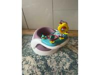 Mamas and papas snug chair with activity tray