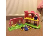 Fisher Price Little People First Dolls House