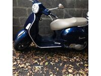 Vespa 300/125 ABS/ASR One Of Touring Brand New 95 MPH