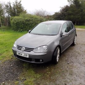 GOLF MKV 2.0 TDI AUTOMATIC - Sell or Swap for Van