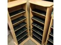 Upcycling project. 4 x CD storage cabinet shelves