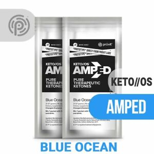 Keto//OS® from Pruvit™ including NEW Amped Blue Ocean & MCT 143!