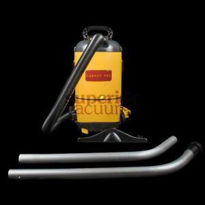 Pro Commercial Yellow Back Pack Vacuum