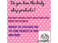 Host a body shop party!!