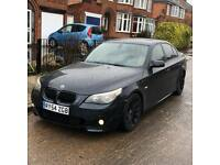 Bmw 530d 5 Series E60 530 Diesel M Sport - Open To Offers Or Px Mercedes Audi Bmw