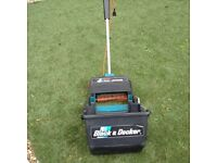 Black and Decker Lawn Raker (scarifier) LR400