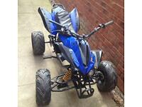 Rolling quad medium in size NOT small
