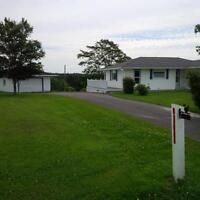 Nova Scotia, Oceanview, 40-yrs old, Bungalow 1 minute from beach
