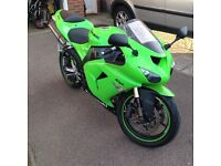 ZX10R immaculate, full service history, GPR carbonox exhaust...