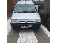 Citroen Dispatch 6 Door Van
