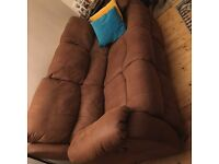 Three seater 2 recliner actions and Rocker recliner Chair