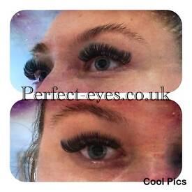 Eyelash Extension, Hair Extension