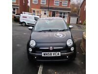 Low Mileage Fiat 500 for sale