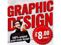 FLYER Design, LEAFLET Design, LOGO Design, WEB Design, TAKEAWAY MENU Design