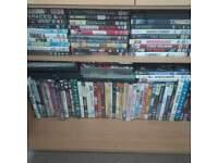 50 DVDS!!! Bargain!!!