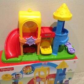 Fisher Price Playground Toy