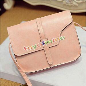 Fashion-Women-Handbag-Shoulder-Bag-Leather-Messenger-Hobo-Bag-Satchel-Purse-Tote