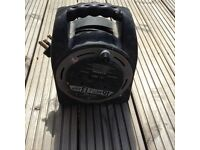 Cable Reel - 16 Metres - 2 Plugs