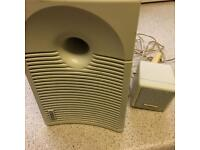 computer speakers pc works Untested Spares or repair
