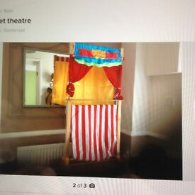 Theatre / shop