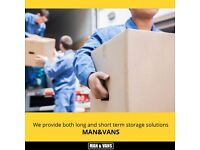 Man & Vans offers home and office removals on all local, nationwide and international jobs.