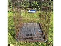 Pet Mate pet carrier/ cage 31x21x25 inches. It would be ideal for someone with hens or small animals