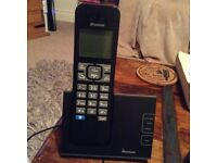 Binatone landline phone, with answerphone
