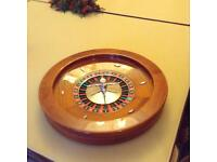 USA made Roulette Wheel