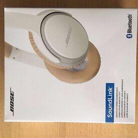 Bose Soundlink Around-Ear Wireless Headphones II White BRAND NEW