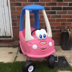 Little Tikes Princess Cozy Coupe Car