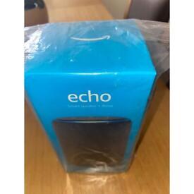 Amazon echo smart speaker + Alexa