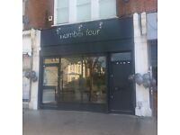 Hairdresser/stylist /assistant required -number four hairdressers in Balham