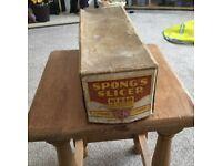 Spong'S slicer no.630