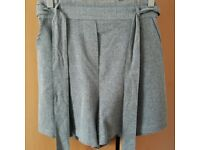 BRAND NEW - Cute High Waist Shorts With Tie/Bow