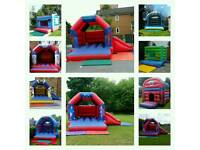 Cheap rates all day bouncy castle HIRE Manchester