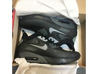 Nike air max winter boots trainers