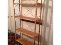 2 piece Cane furniture
